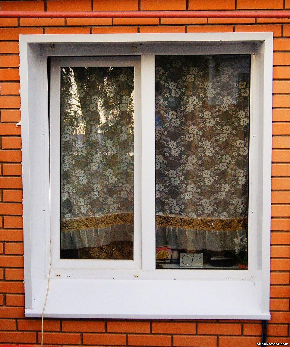 пластиковые окна утепление